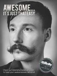 Gillette Ad 3