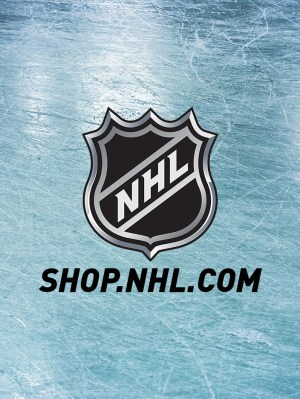 Shop.NHL.com Catalog – Homepage Image