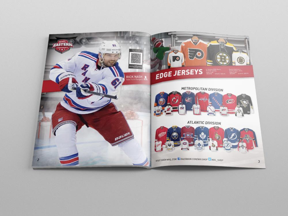 Shop.NHL.com Holiday 2014 Catalog – Pages 02/03
