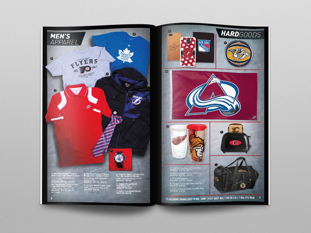Shop.NHL.com 2014 Catalog – Pages 06/07