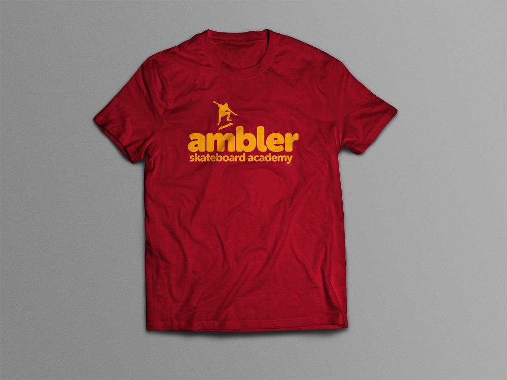 Ambler Skate Academy – T-Shirt