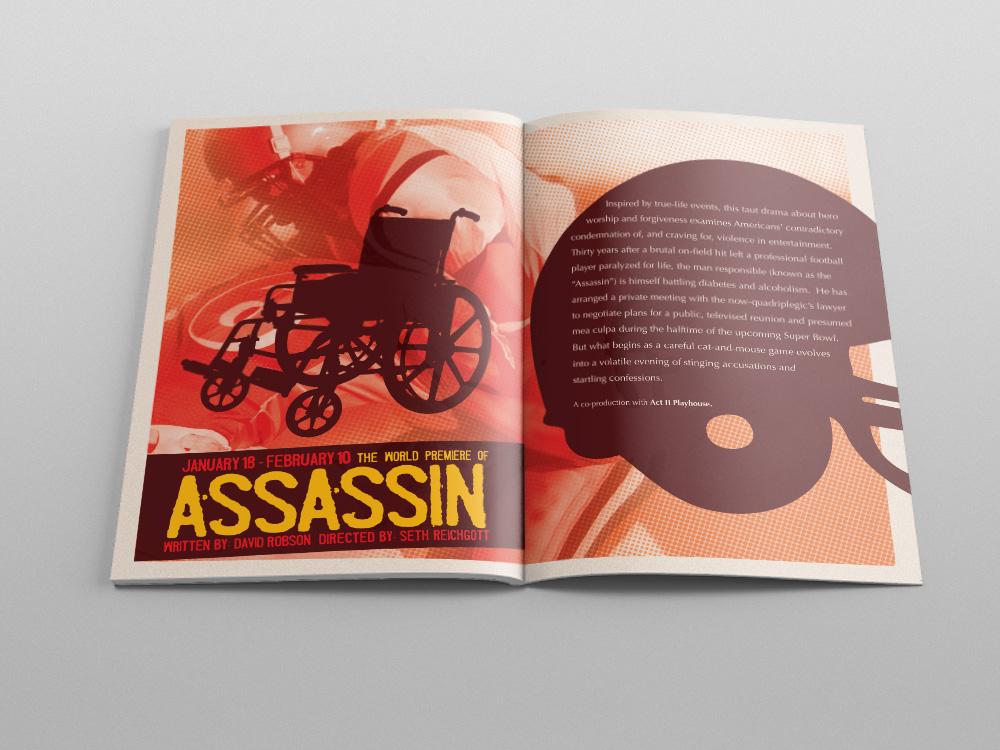 InterAct 2012/2013 Brochure – Assassin