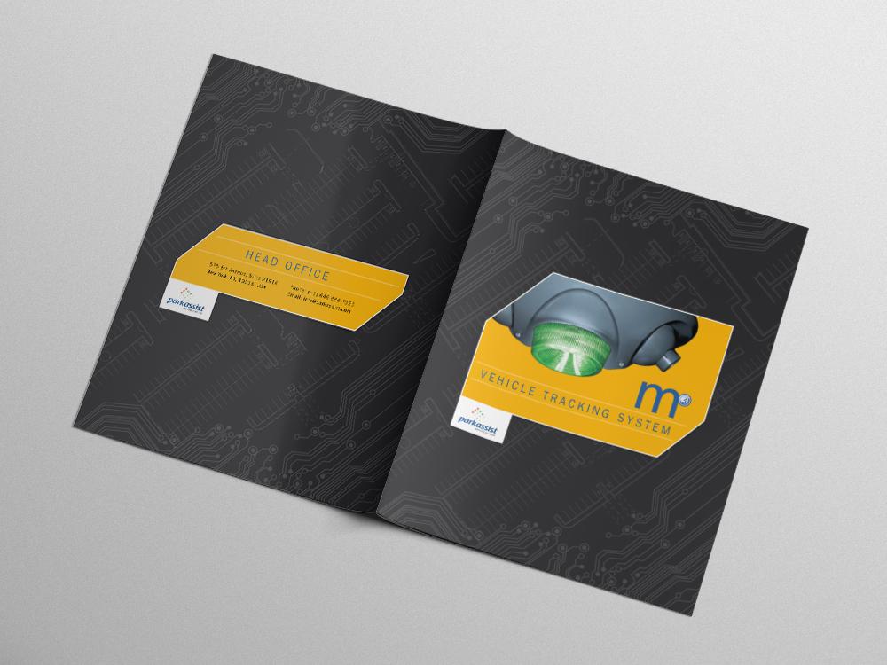 Park Assist Brochure – Cover