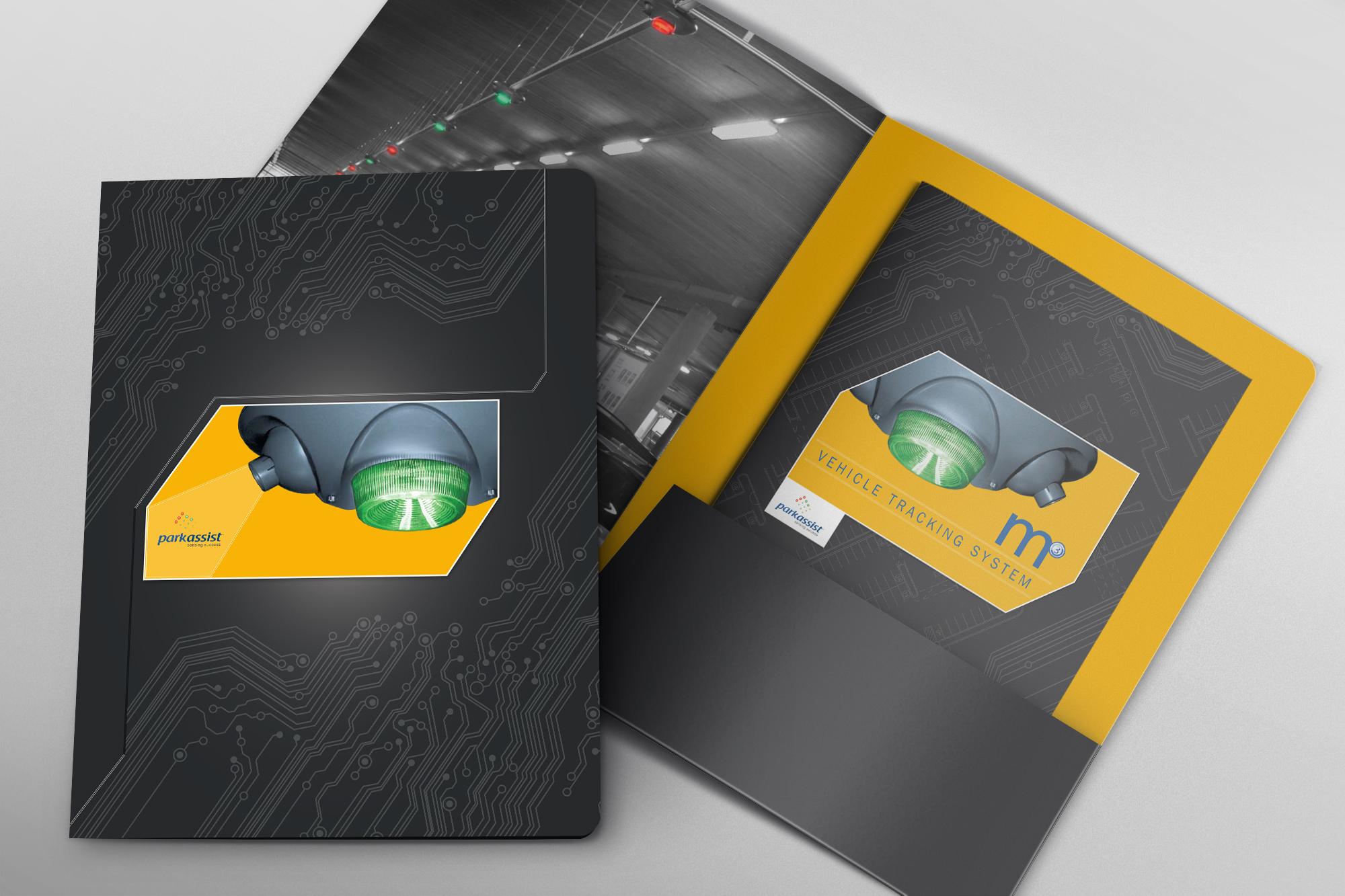 Park Assist Brochure – Folder