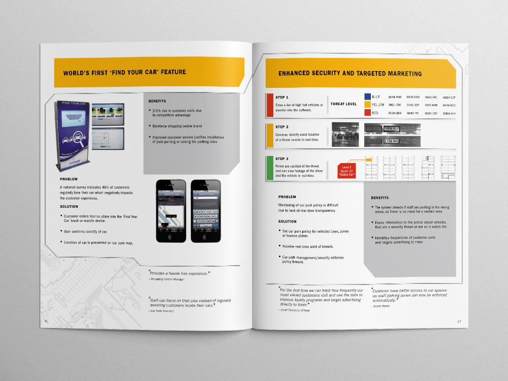 Park Assist Brochure – Pages 06/07
