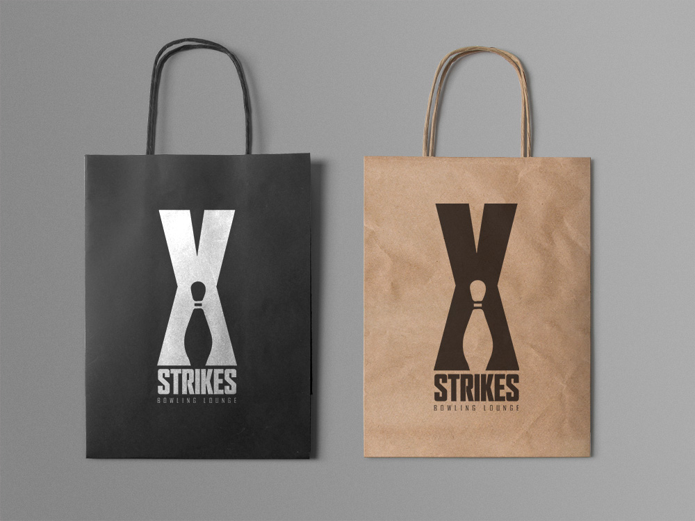 Strikes Bowling Lounge – Bags