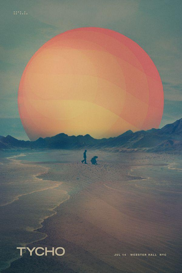 ISO50 – Tycho Poster – NYC