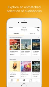 Audible – Discover