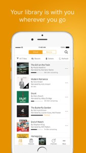 Audible – Library