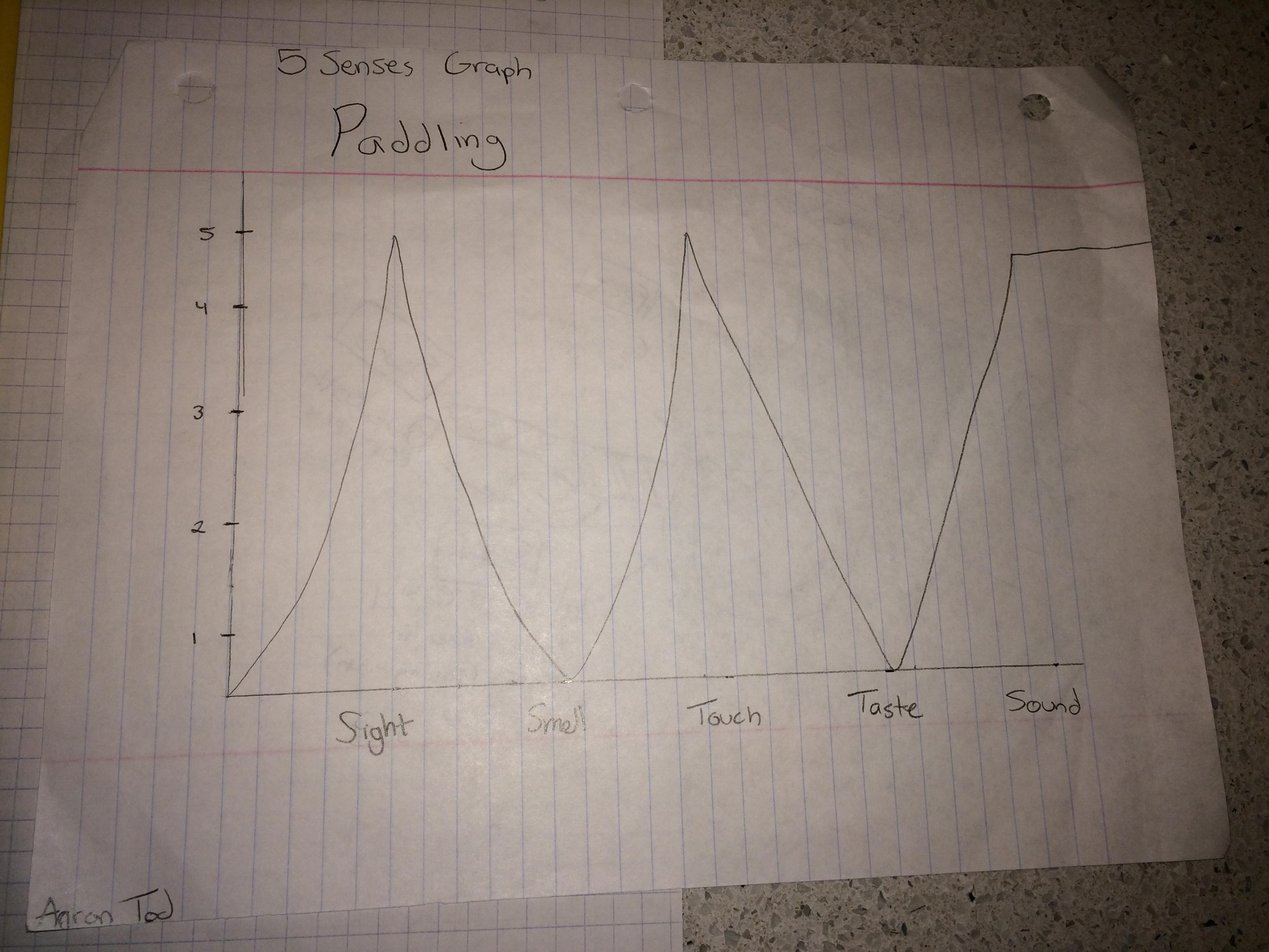5 Senses Graph