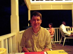 Aaron at the Bayside