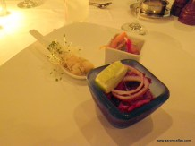 The ceviche sampler