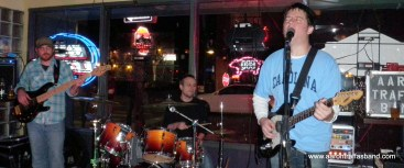 Aaron Traffas Band - live music in Aggieville - Manhattan KS ag rock concert