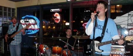 Aaron Traffas Band - live music in Aggieville - Manhattan KS ag rock concert