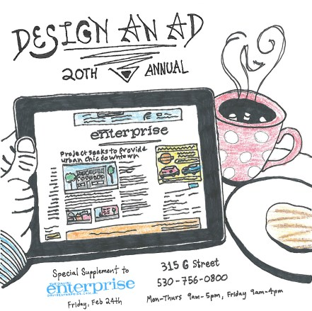 Design-An-Ad Cover 2017