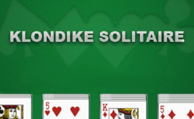 Solitaire Online Play Free Klondike Solitaire Online Now