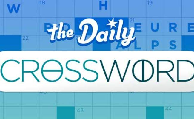 Aarp Daily Crossword World Of Printable And Chart