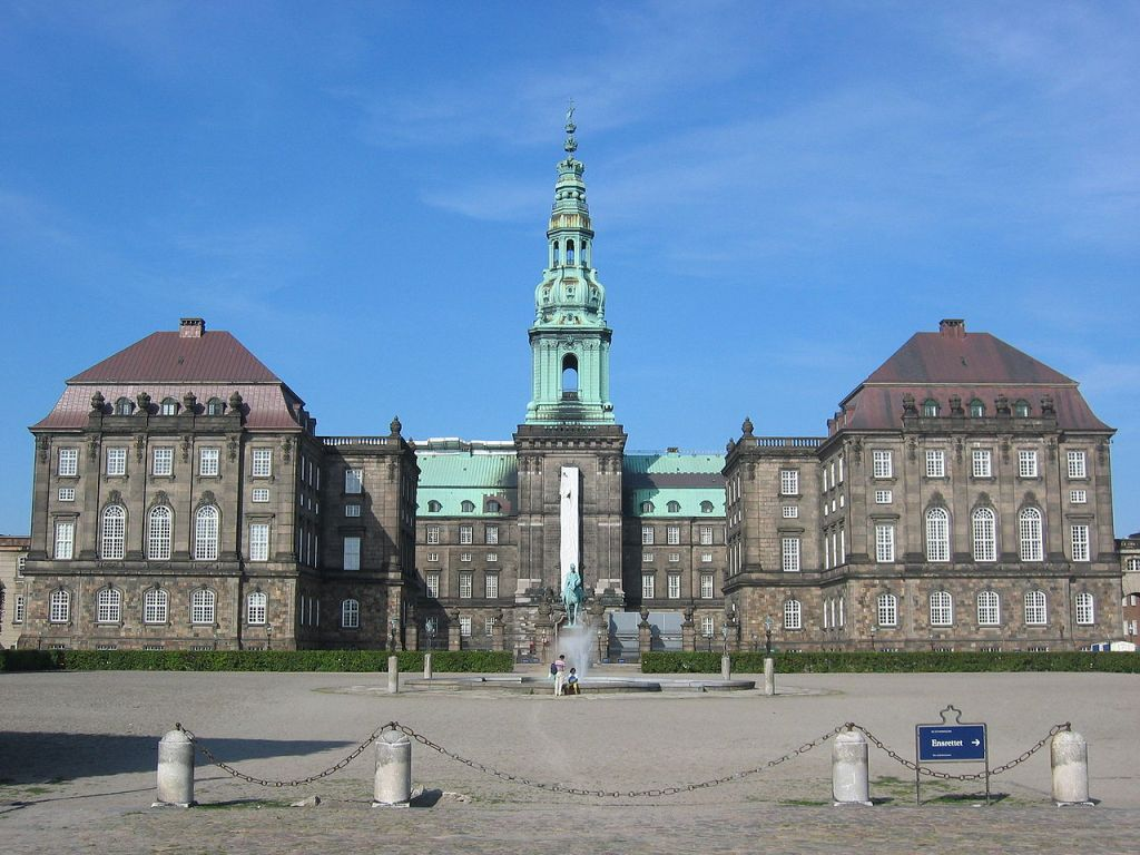 Christiansborg politik