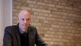 Kasper Støvring. Fotograf: C.M.Pedersen , www.cmpedersen.dk