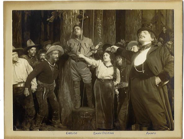 Opera: La Fanciulla del West