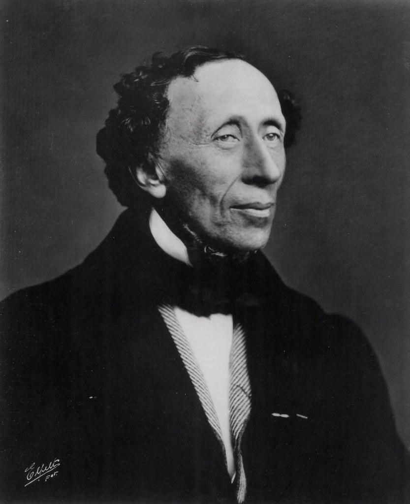 H.C. Andersen og kunstens opdragende betydning