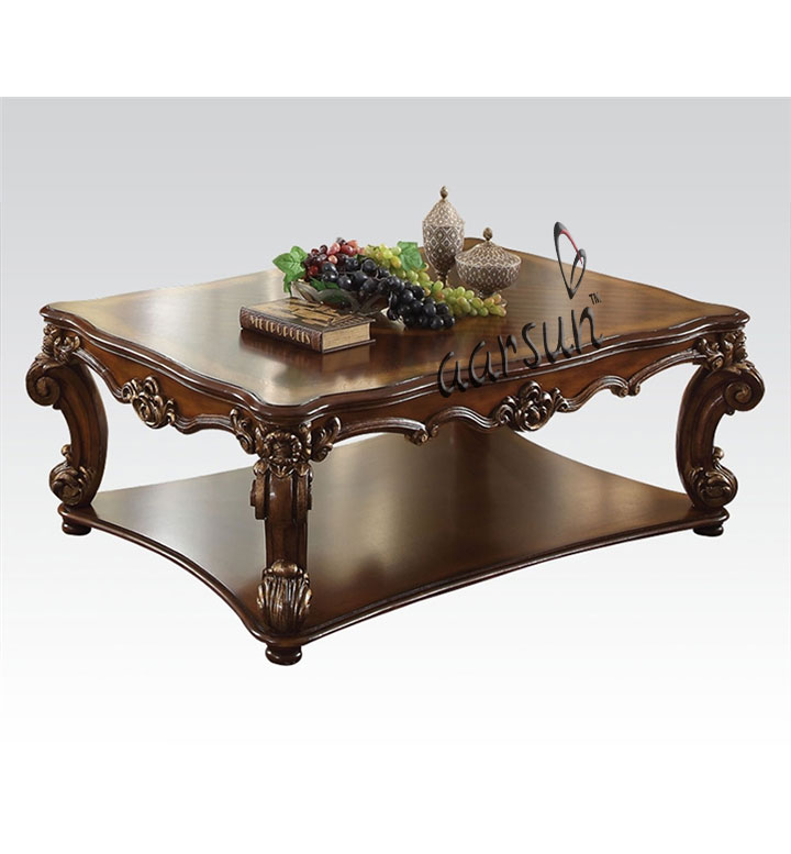 living room wooden table beautiful coffee table ctbl 0008