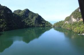 Divine landscape of Langkawi