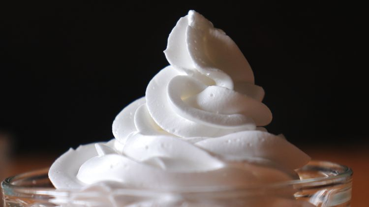 make whipped cream