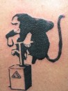 Banksy by Tyre