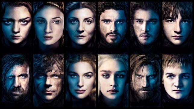 Beste tv-series: Game of Thrones