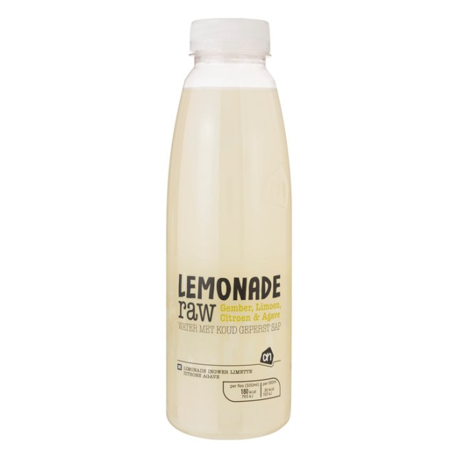 limonade vers gember limoen