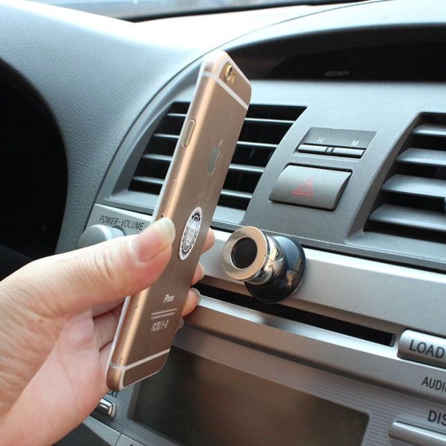 magnetische bol auto iphone