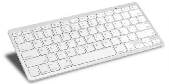 Draadloos toetsenbordvoor 8,-.