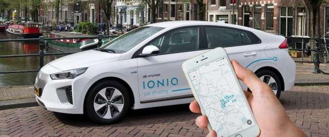ioniq car sharing review