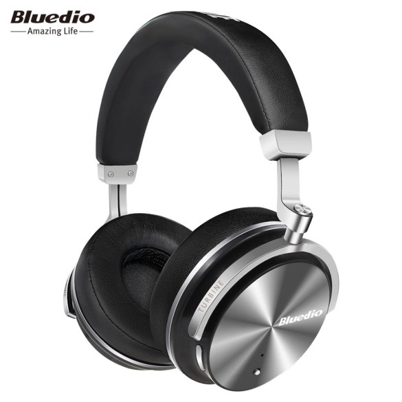 Bluedio T4s review ANC active noise cancelling