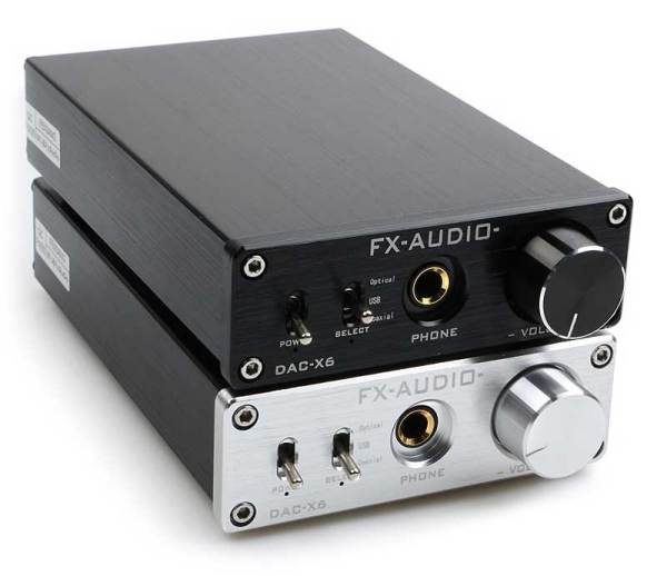 dac fx-audio usb