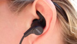 bleutooth headset aukey ep-b40 review