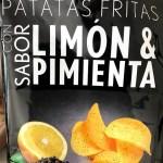 Limon pimienta: citroen-peper chips