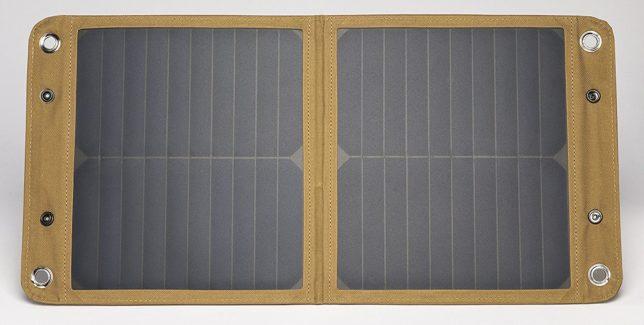 zonnepaneel met usb-c