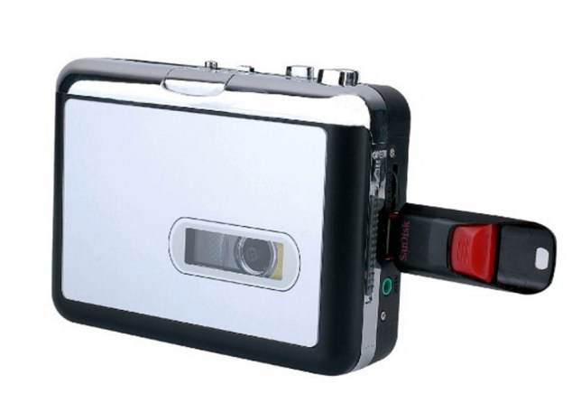 walkman met USB