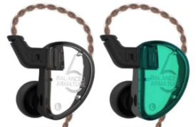 KZ AS06 review headset