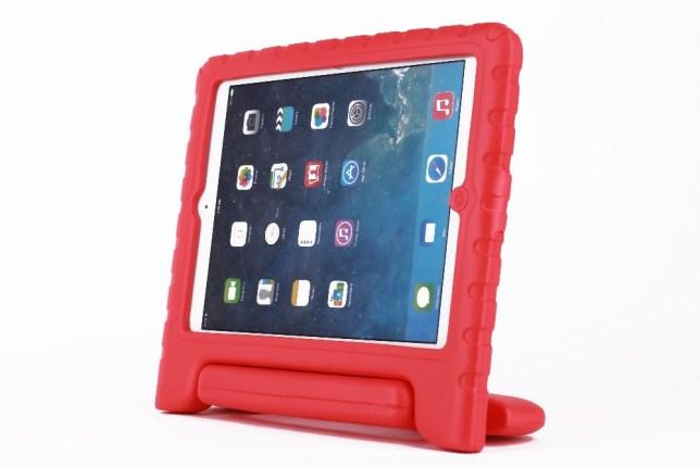 Beste Apple iPad 2018 hoes kids dik schuim