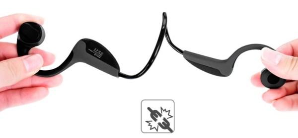 bone conduction hoofdtelefoon S-wear Z8 review