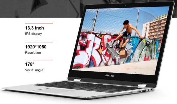 TECLAST P9 Pro beste goedkope laptop 2-in-1