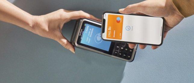 hoe betalen met Apple Pay iPhone Apple Watch