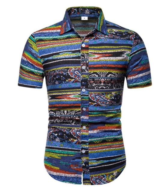 zomer shirt korte mouw