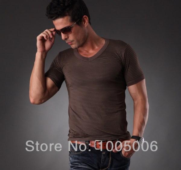 bamboe t-shirt basics