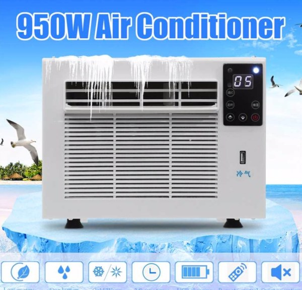 950W portable air conditioner