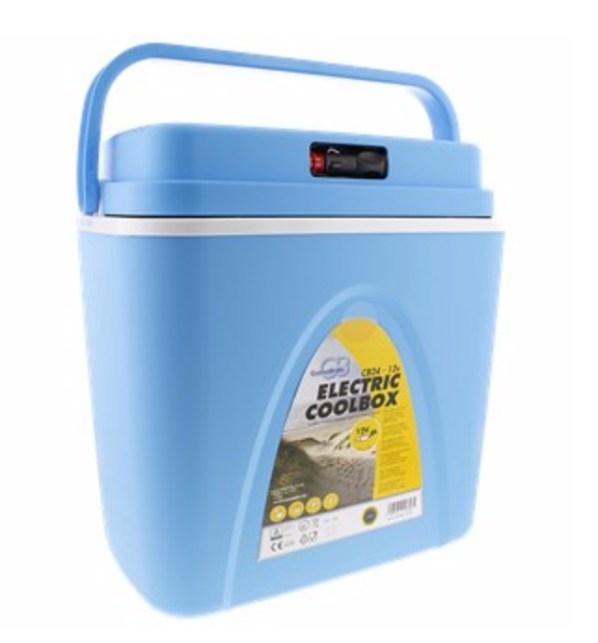 elektrische koelbox 22 liter 12v