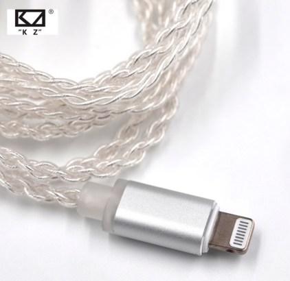 kz lightning kabel DAC